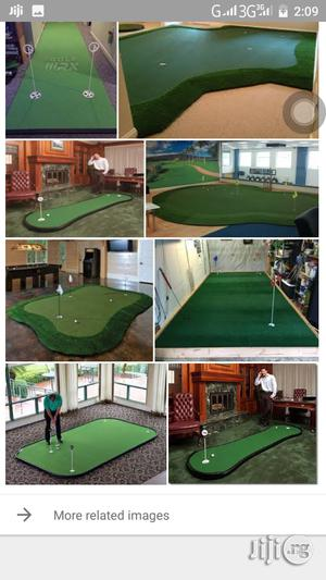 Training Golf Putting Mat | Sports Equipment for sale in Lagos State, Ikeja