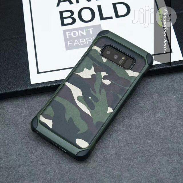 Samsung Note 8 Defender Camo Case | Accessories for Mobile Phones & Tablets for sale in Ikeja, Lagos State, Nigeria