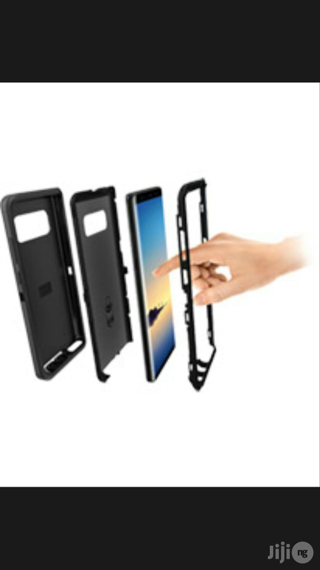 Samsung Note 8 Otter Box Defender Case | Accessories for Mobile Phones & Tablets for sale in Ikeja, Lagos State, Nigeria