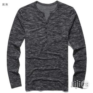 Quality Long Sleeve T-shirt For Men   Clothing for sale in Lagos State, Surulere