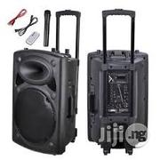 Gemini Rechargeable Bluetooth PA Speaker System With Wireless Micropho | Audio & Music Equipment for sale in Lagos State
