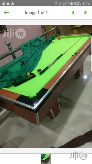 Locally Made Snooker Board | Sports Equipment for sale in Lagos State, Ikeja
