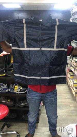 Beta Safety Raincoat With Reflective(Up And Down)   Clothing for sale in Lagos State, Ikeja