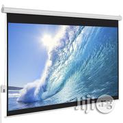Electric Motorized Screen 60X60   Computer Accessories  for sale in Lagos State, Agboyi/Ketu