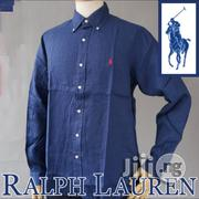 Ralph Lauren Jean Shirt | Clothing for sale in Lagos State, Lagos Island