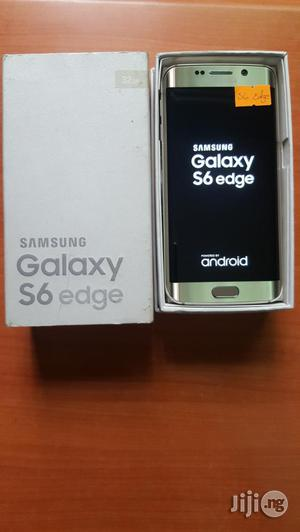 Samsung Galaxy S6 edge 32 GB | Mobile Phones for sale in Lagos State, Epe