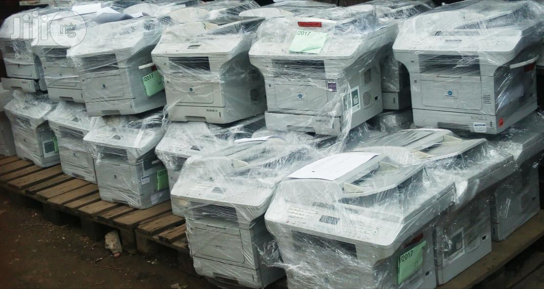 Konica Minolta Bizhub20 3in1 Photocopier | Printers & Scanners for sale in Surulere, Lagos State, Nigeria