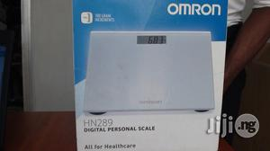 Omron HN289 Digital Personal Scale   Home Appliances for sale in Lagos State, Ikeja