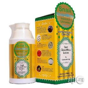 Snail Gluta White Safe Whitening Body Lotion | Skin Care for sale in Lagos State