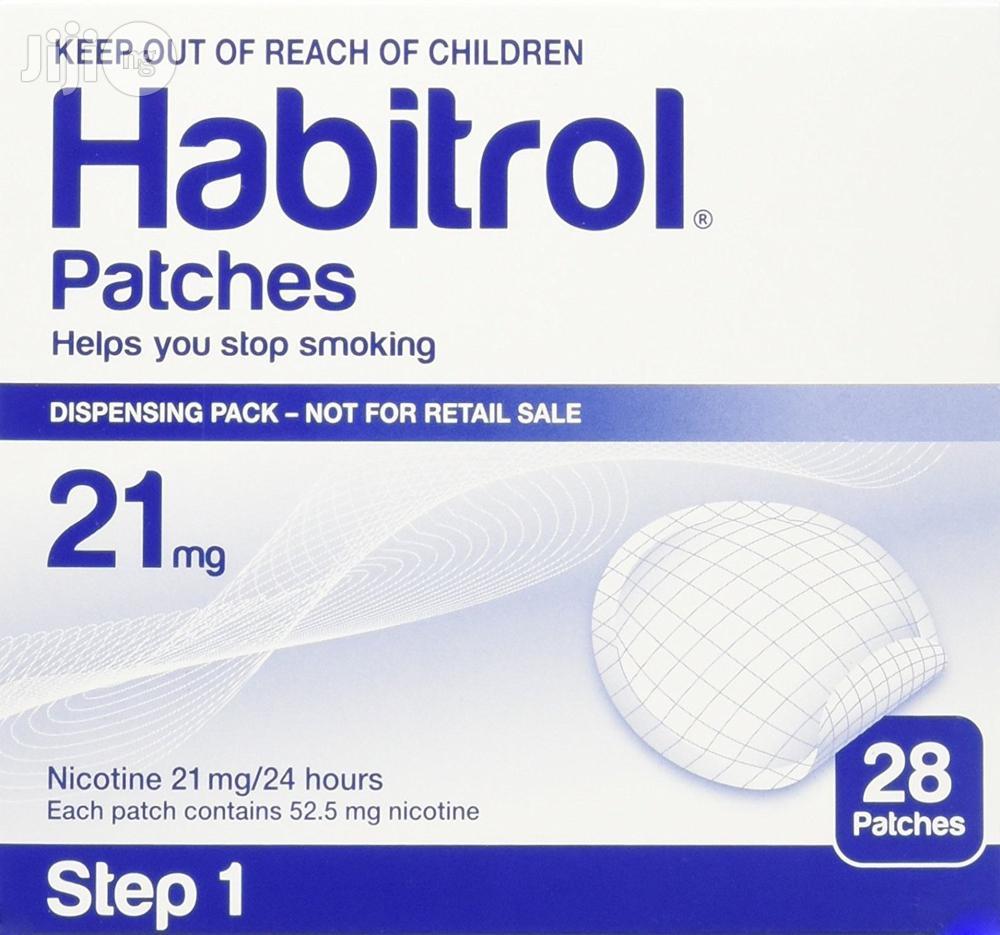Novartis Nicotine Transdermal System Stop Smoking Aid Patches 28 Each