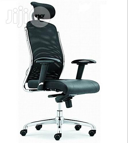 Super Quality Mesh Leather Executive Chair