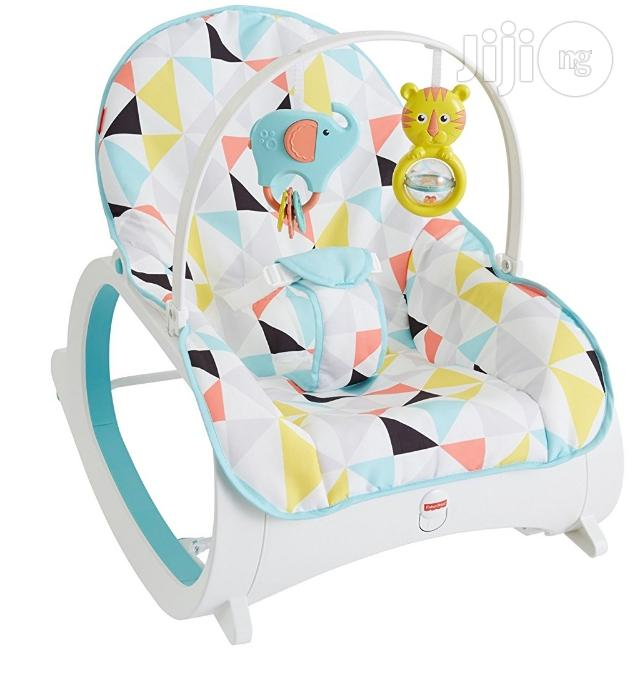 Fisher Price Infant-to-toddler Rocker.   Children's Gear & Safety for sale in Ikeja, Lagos State, Nigeria