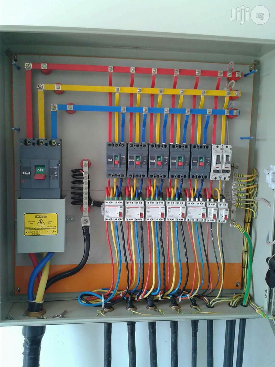 Archive: Greenapex Electrical Installations