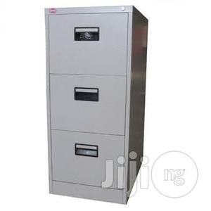 3 Drawer Steel Filing Cabinet   Furniture for sale in Lagos State, Ojo