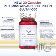 Relumins Advance Nutrition Glutathione Complex - 30 Caps | Vitamins & Supplements for sale in Lagos State, Amuwo-Odofin