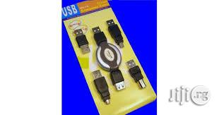 Travel Computer Cables | Computer Accessories  for sale in Wuse, Abuja (FCT) State, Nigeria