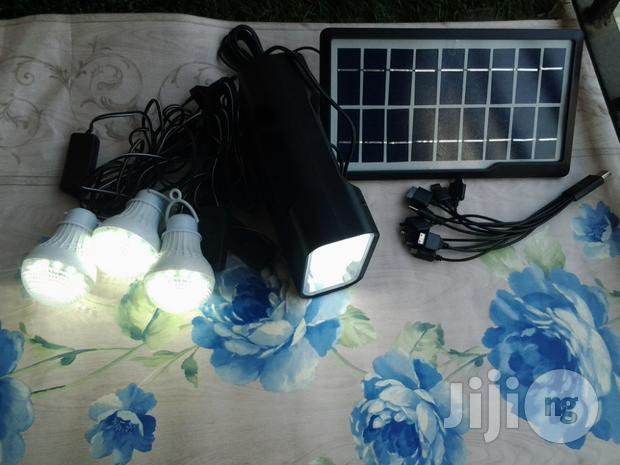 Durable And Affordable Solar Home Lighting Kit