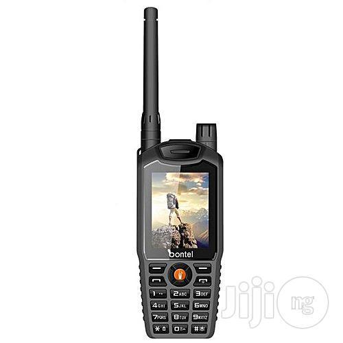 Archive: Bontel A8 Walkie-talkie - Black