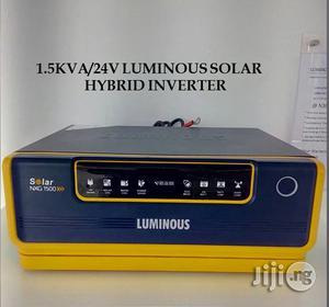 Luminous 1.5kva 24v Inverter | Electrical Equipment for sale in Lagos State