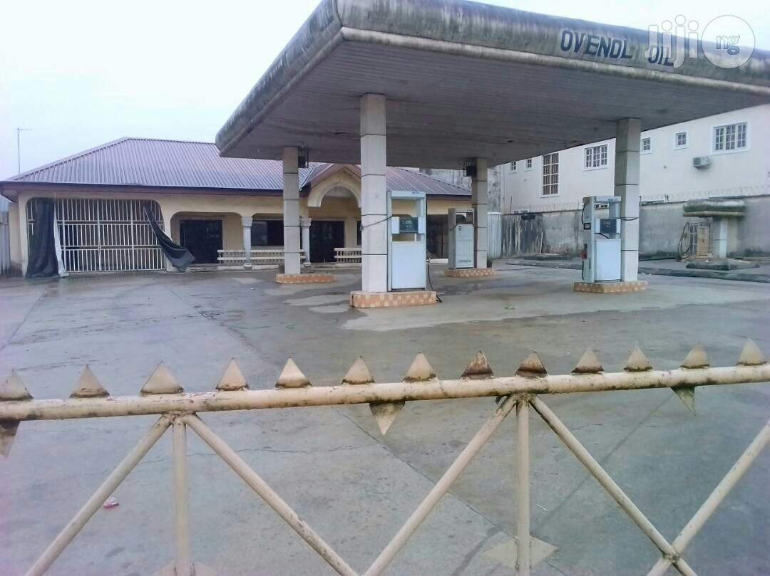A Lovely Filling Station for Lease at Iwofe PH   Commercial Property For Rent for sale in Port-Harcourt, Rivers State, Nigeria