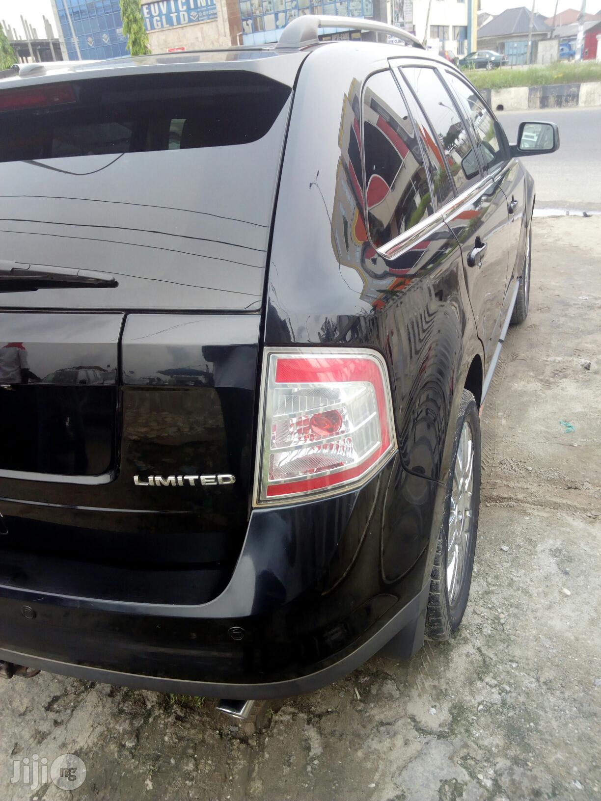 Ford Edge 2009 Black