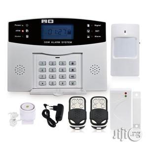 Burglary Security SIM SMS GSM Alarm System PIR Door Sensor | Safetywear & Equipment for sale in Lagos State, Ikeja