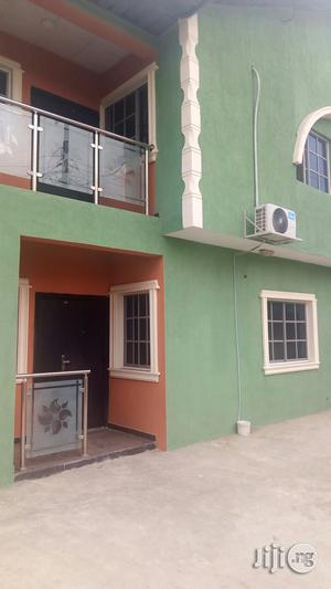 Newly Built 3bedroom Flat for Rent in an Estate at New Oko Oba | Houses & Apartments For Rent for sale in Lagos State, Agege