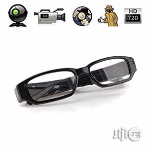 Mengshen Glasses Style Hidden Spy Camera Eyewear Camcorder MS-HC14   Security & Surveillance for sale in Lagos State, Ikeja