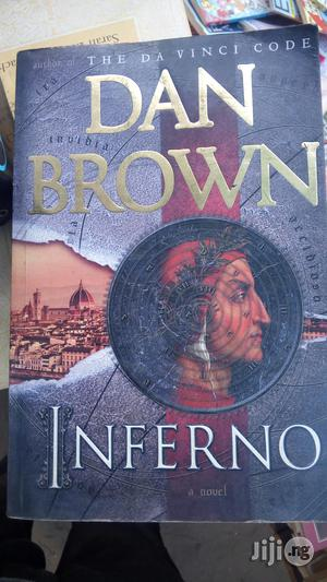 Book By Dan Brown Inferno   Books & Games for sale in Lagos State, Yaba