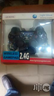 Lightwave Wireless Ps2 Gamepad | Accessories & Supplies for Electronics for sale in Lagos State, Ikeja