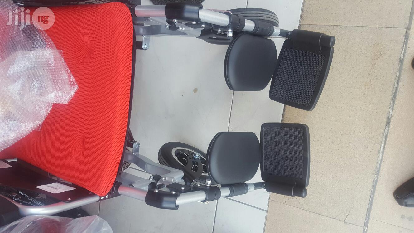 Automatic Wheelchair | Medical Supplies & Equipment for sale in Ikeja, Lagos State, Nigeria