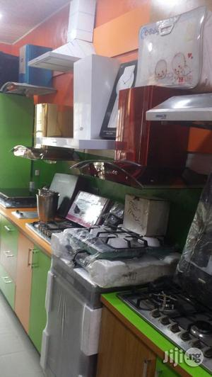 Kitchen Gas And Cooker Hood Extrator   Kitchen Appliances for sale in Lagos State, Ojo