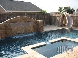 Swimming Pool With Water Falls | Building & Trades Services for sale in Abuja (FCT) State, Asokoro