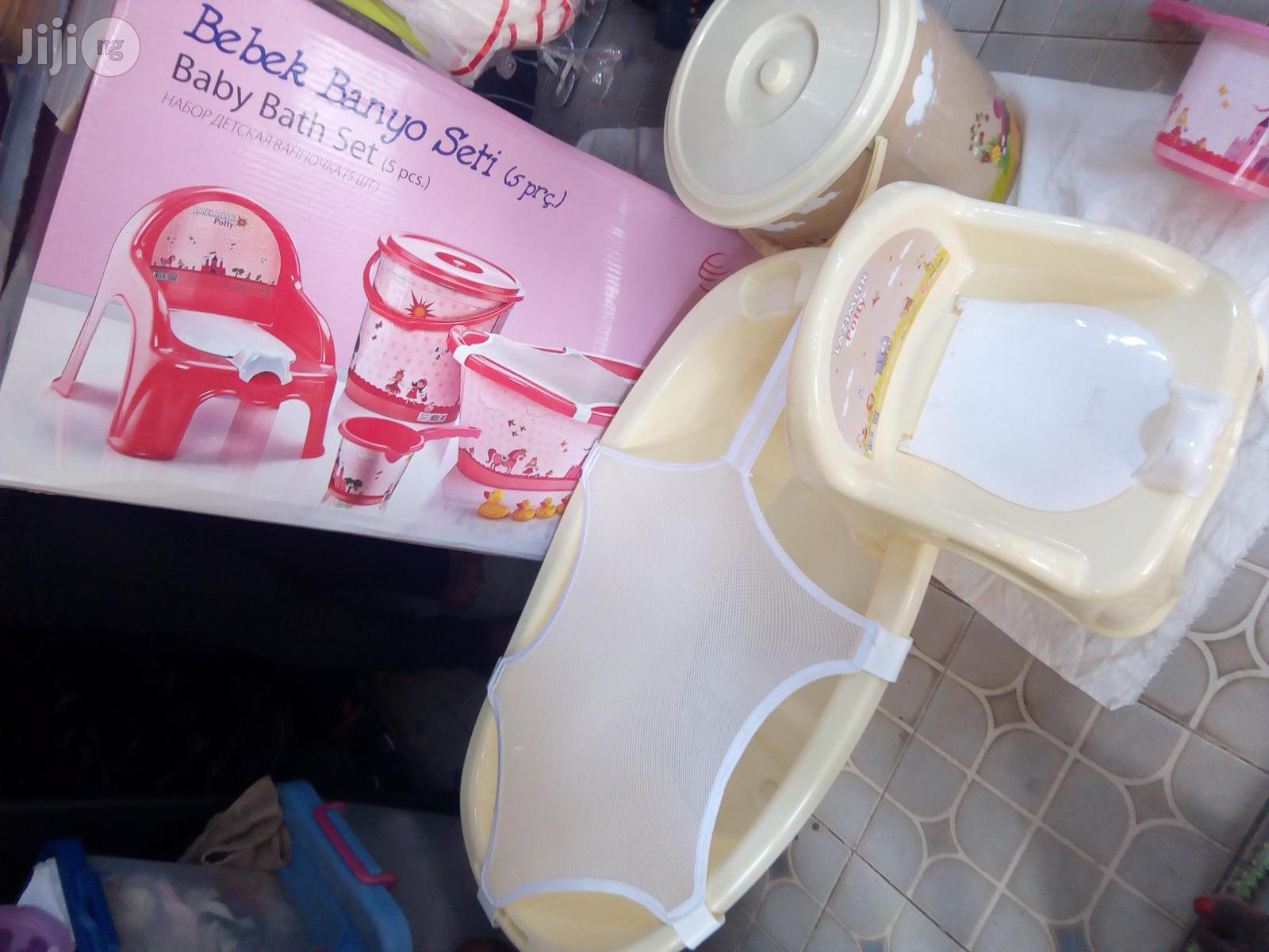 Quality Baby Bathing Set