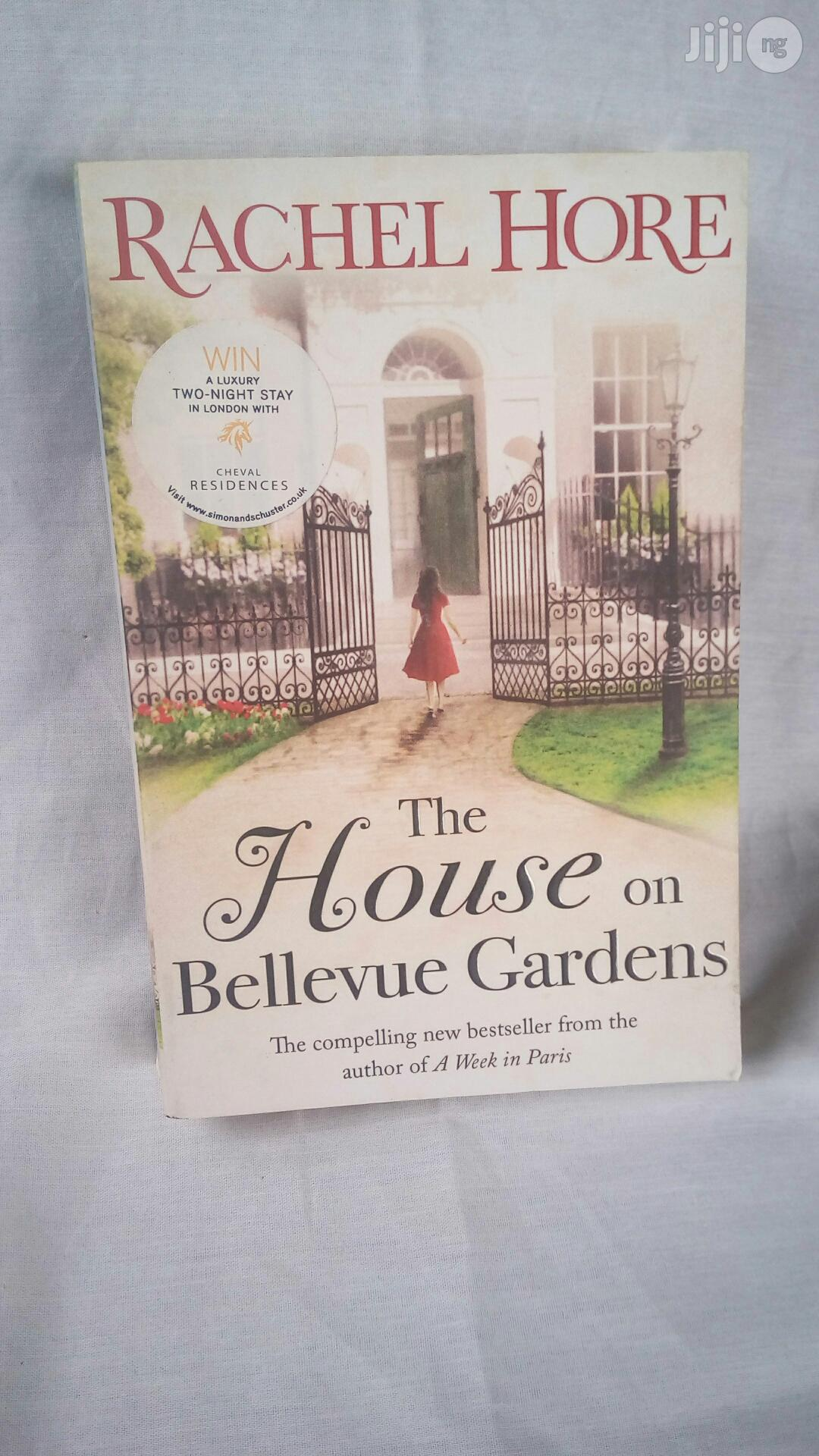 The House On Bellevue Gardens - A Novel By Rachel Hore
