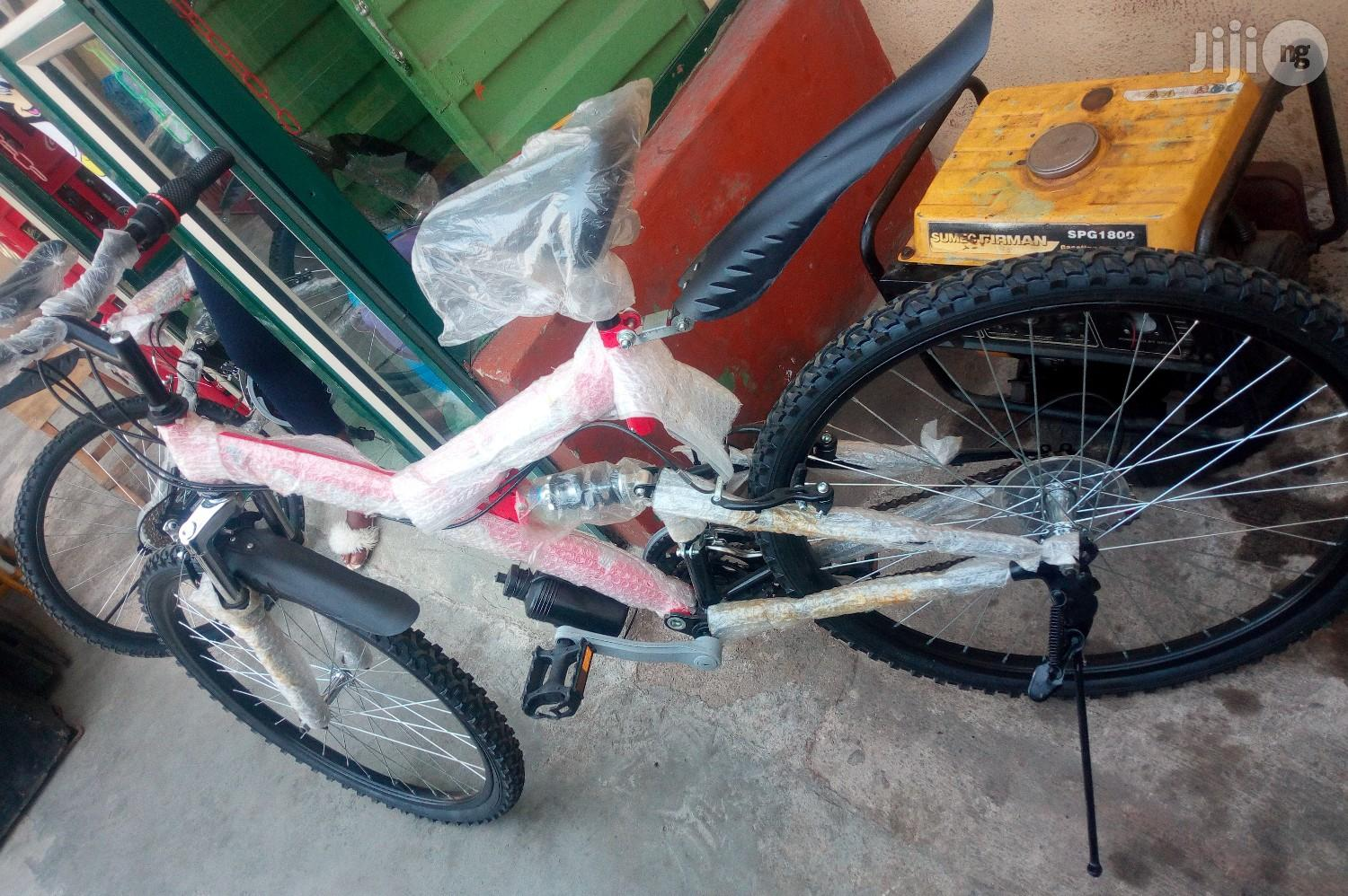 Size 26 Adult Gear Selection Riding Bike | Sports Equipment for sale in Ikeja, Lagos State, Nigeria