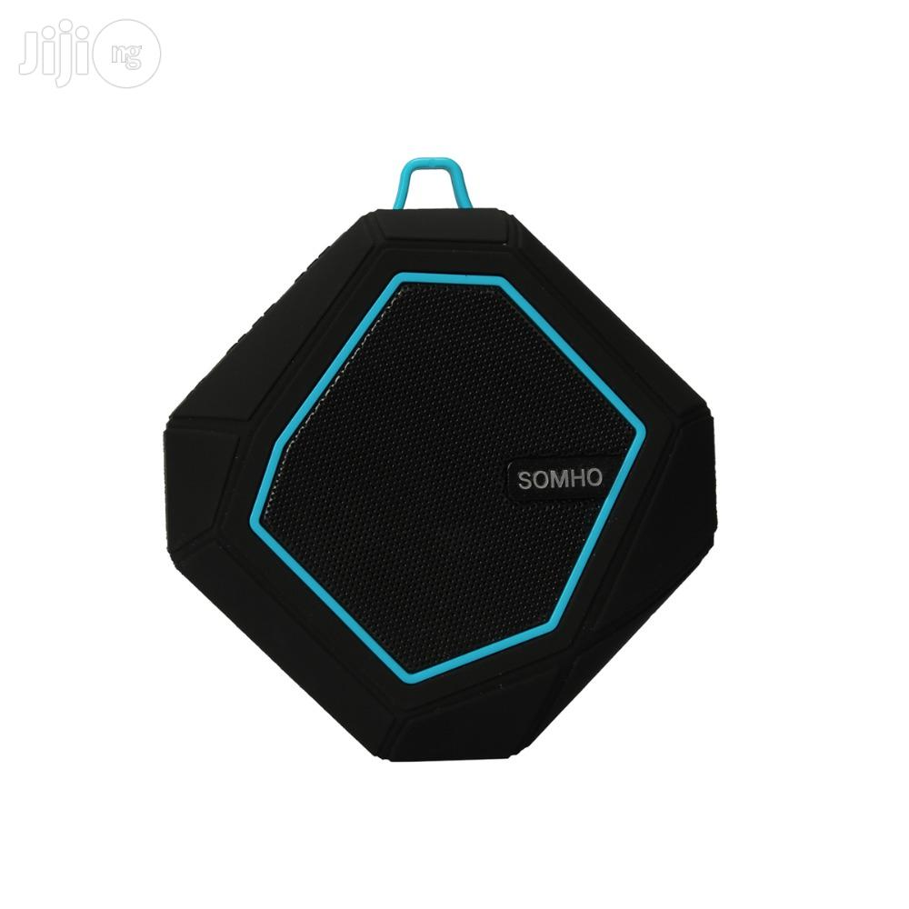 SOMHO 329 Multifunction Bluetooth Speaker One Cable For Free