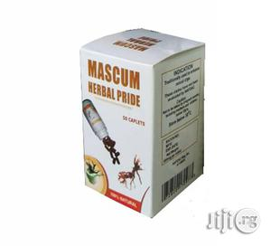 Looking For Natural Cure For Weak Erection ? Then Use Mascum | Sexual Wellness for sale in Lagos State, Lagos Island (Eko)