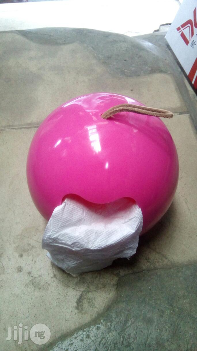 Ball Tissue Holder Case