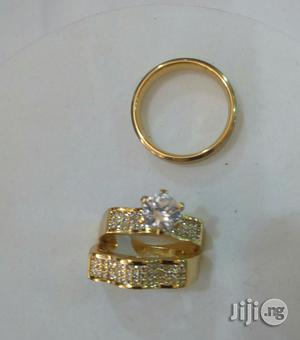 Zitco Gold Wedding Ring   Wedding Wear & Accessories for sale in Lagos State, Apapa