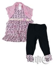 Nannette Top and Pants Set for Baby Girl - USA | Baby & Child Care for sale in Lagos State, Ikeja