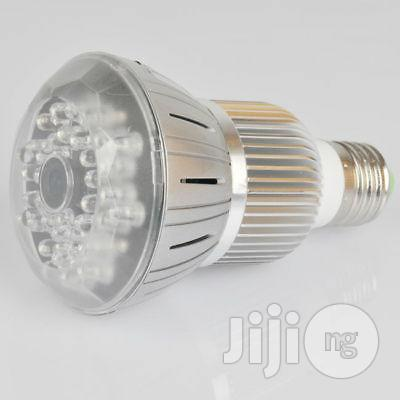 HD1080P Hidden Wifi Camera E27 Bulb LED Lamp CCTV Security Camcorder