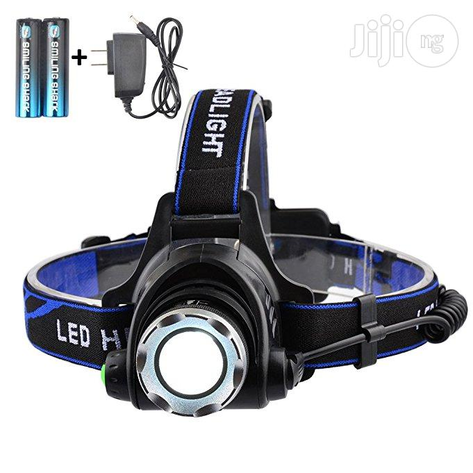 3 Modes Zoomable Super Bright LED Headlamp