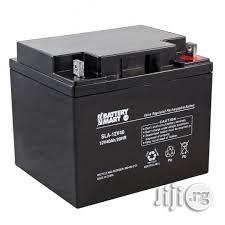Maximum Power 40ah/12v Deep Cycle Battery | Solar Energy for sale in Lagos State, Ikeja