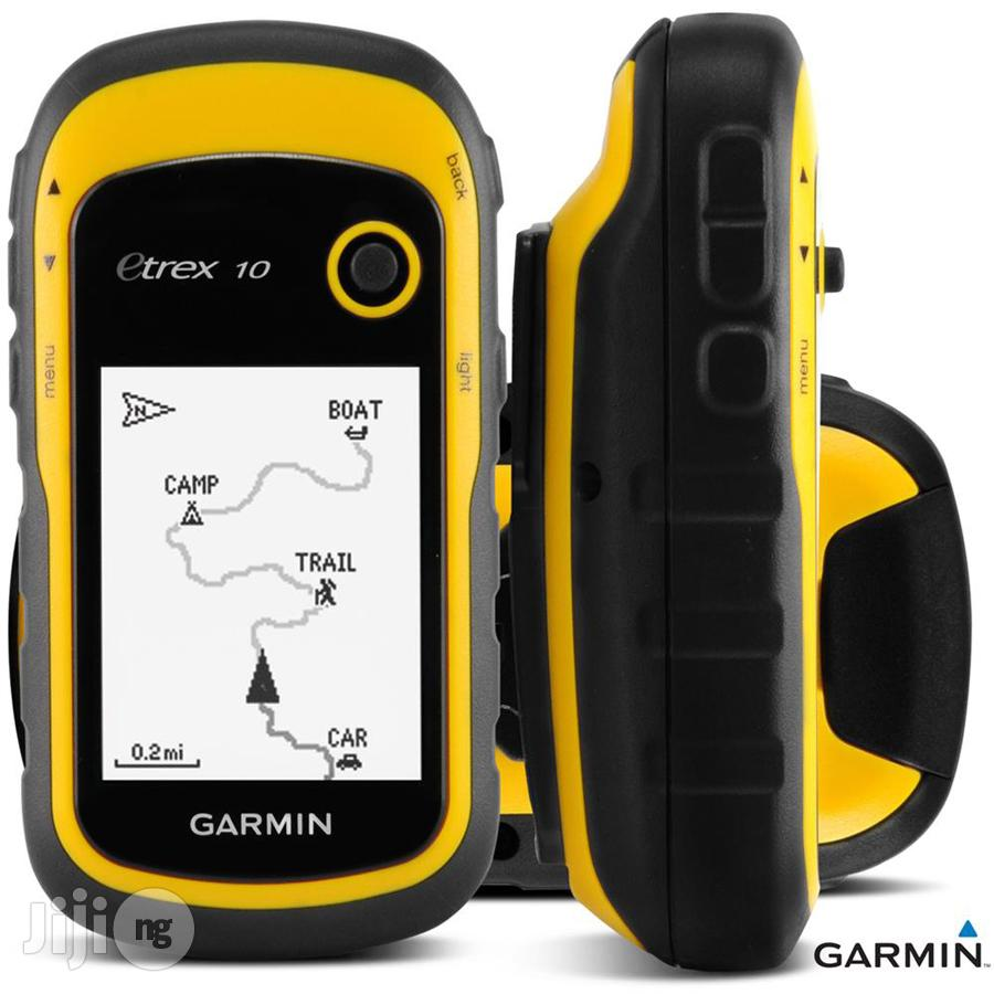 Garmin Etrex 10 Gps Handheld | Vehicle Parts & Accessories for sale in Surulere, Lagos State, Nigeria