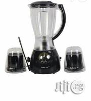 Master Chef Electric Blender With Mills | Kitchen Appliances for sale in Lagos State, Surulere