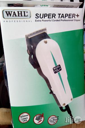 Original Wahl Super Taper +   Tools & Accessories for sale in Lagos State, Lagos Island (Eko)