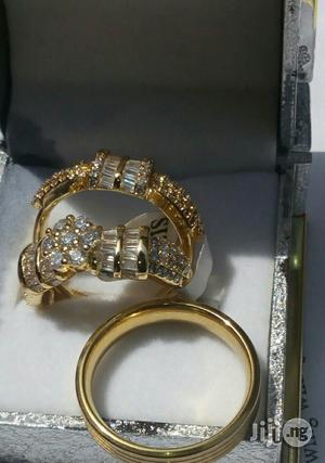 Intallian Gold Wedding Ring   Wedding Wear & Accessories for sale in Lagos State, Ipaja