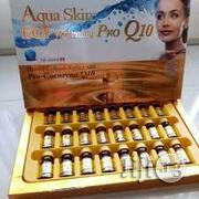 Aqua Skin EGF Whitening Pro Q10 + Natural Swiss Collagen | Skin Care for sale in Abuja (FCT) State, Central Business Dis