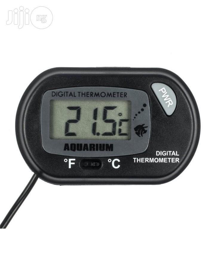 Digital Aquarium Thermometer   Fish for sale in Apapa, Lagos State, Nigeria
